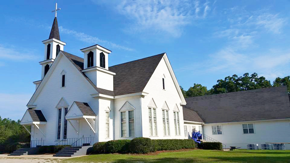 Historic Church American Roofing And Renovation